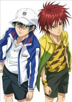 Ryoma and Kintaro