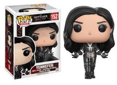 Funko POP Games: The Witcher - Yennefer