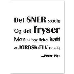 søde danske citater De 138 bedste billeder fra Peter plys | Pooh bear, Winnie the pooh  søde danske citater