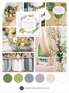Make your wedding day a place where you both feel at home in your own beautiful style. Finding areas to add fresh foliage is easy. Wrap ivy around draped pillars and run garland down the center of your reception tables. A favorite benefit using greenery is the affordability and how it can withstand cooler and warmer conditions. No worries about wilting arrangements!
