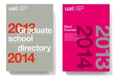 """Interesting rant against Helvetica attached to the bottom of this redesign review for the University of the Arts London. Choice quote on the supposed neutrality of Helvetica: """"Helvetica is the fixed-gear bike of typefaces: it's as basic as it gets, but the statement it makes is as complex as anything else."""""""