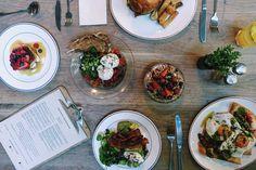 Stories on Broadway #food #lunch #breakfast #brunch #flatlay #pov #london #broadwaymarket #shoreditch #eastlondon #bar #restaurant #blog