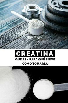 SUPLEMENTACIÓN ¿Quieres saber qué es la creatina, para qué sirve, como tomarla y mucho más? INGRESA AQUÍ ❱❱❱