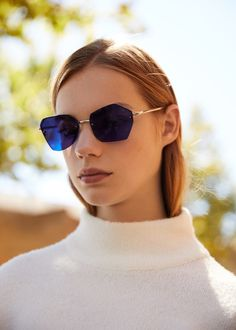 59 meilleures images du tableau Lunettes   Sunglasses, Glasses ... 28a1a79a9e2d