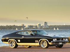 Ford Falcon GT 351 Coupe