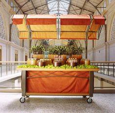 Event food cart