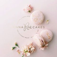Jenna Rae Cakes Branding