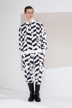 Chalayan Fall 2015 Menswear Fashion Show: Complete Collection - Style.com