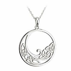 Celtic Wave Pendant