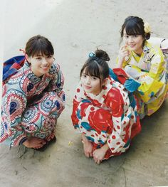 choconobingo: Ikuchan - Nanase - Asuka | 日々是遊楽也