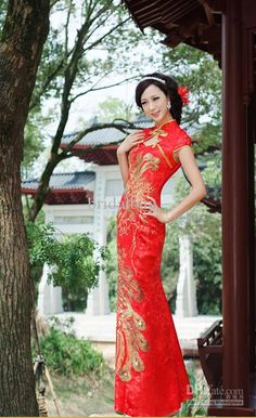 My traditional wedding dress.