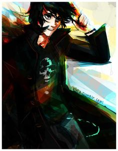 Nico Di'Angelo... Prince of the Underworld... Mysterious... Hot... And my boyfriend