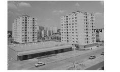 Szeged, Űrhajós u 1-3, Tarján bisztró 1976-77 kb