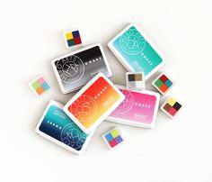 Ombre Ink Pads from Hero Arts