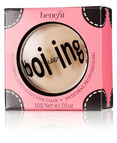 Benefit Boi-ing Concealer - Makeup - Beauty - Macy's LOVE this stuff! Great coverage without feeling cakey