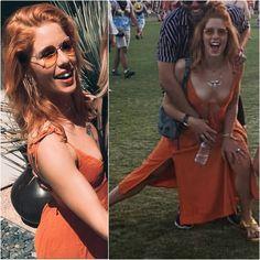 Coachella Looks, Felicity Smoak, Emily Bett Rickards, Greys Anatomy, Betta, Arrow, Hair Makeup, Aster, Lady