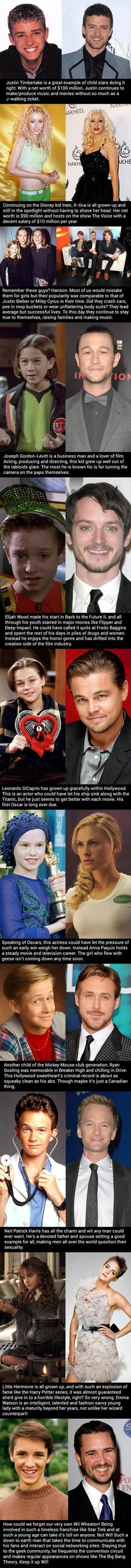 Child Stars Who Turned Out Just Fine – 12 Pics