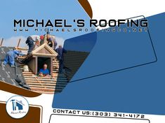 Even over a short time, small leaks can lead to big problems such as mold, rotted framing, destroyed insulation, and damaged ceilings. At Michael's Roofing, we can help you deal with it right away. We have the knowledge and experience to help you with any roofing problems that you may have. Commercial Roofing, Michael S, Roofing Services, Ceilings, Insulation, Knowledge, Frame, Red, Picture Frame