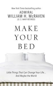 1 New York Times Bestseller Life Changing Books Make Your Bed You Changed