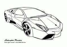 fast car coloring pages | fast-car-coloring-page | PICTURES ...