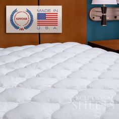 Amazon.com: Five-Star Hotel Mattress Topper with Fitted Skirt, Twin XL: Home & Kitchen