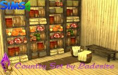 Country Set at Ladesire via Sims 4 Updates