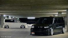 Scion xB's