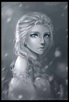 best piece of fan art i've seen in a while.  #Frozen
