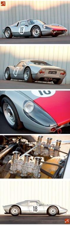 1963 Porsche 904/6 Carrera GTS Factory Works