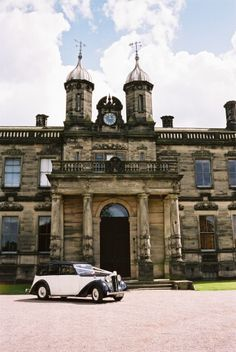 Sandon Hall Wedding VenueView more photos and full contact details via: http://www.tyingtheknot.org/sandon-hall.htm