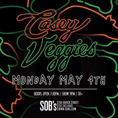 Casey Veggies will be in NYC tonight at SOB's. Don't miss out on his NYC appearance!! https://youtu.be/CgLgAisFrmc?list=PL_KVAMHb0bCxuQinGzYfNi6Ylua2V1_zb