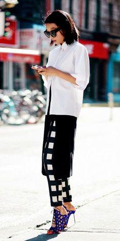 """I want pretty: Consejos de estilo por expertos en moda- parte 2. """"No dejes que la ropa te use, en lugar de tú usarla, y que no te importe lo que piensen los demás sobre lo que llevas puesto- ponte lo que te haga sentir bien""""."""