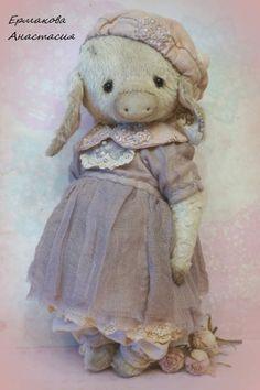 Polina by By Ermakova Anastasya   Bear Pile
