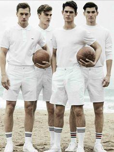 Male Fashion Trends: 'Training day', editorial por Álvaro Beamud para GQ España