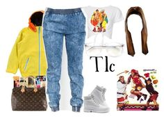 """""""Tlc"""" by mz-loyalty ❤ liked on Polyvore featuring Helly Hansen, Timberland and Wildfox"""
