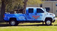 Mike Scott Plumbing Truck | The WrapPros @ BB Graphics | bbgraphics.com | #bbgraphics #3MCertified #thewrappros