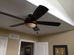 Light Project, Ceiling Fan, Projects, Home Decor, Log Projects, Blue Prints, Decoration Home, Room Decor, Ceiling Fan Pulls