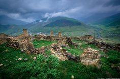 Fiagdonskoye Gorge