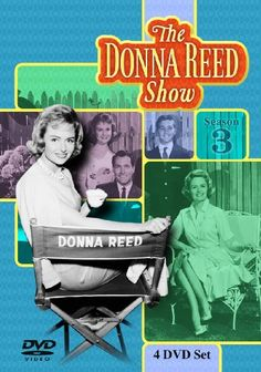 The Donna Reed Show: Season Three Baby Boomer Years, The Donna Reed Show, Tv Show Games, How Lucky Am I, January 27, Dvd Set, Old Tv Shows, Classic Tv, Back In The Day