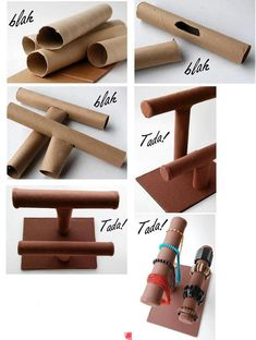 Repiny - Most inspiring pictures and photos! Great Idea: use $ Store pool noodle or pipe insulator and cover with velvet.