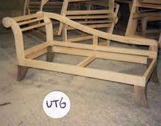 Resultado de imagen para chair frames for upholstery