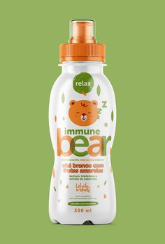 Immune Bear on Packaging of the World - Creative Package Design Gallery