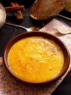 La crème catalane est cousine de la crème brulée, un dessert que j'apprécie particulièrement et qu...