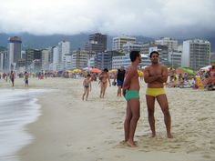 Hello boys ... Rio de Janeiro, Brazil