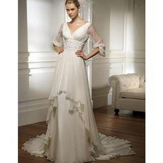 #vintage #wedding #dress