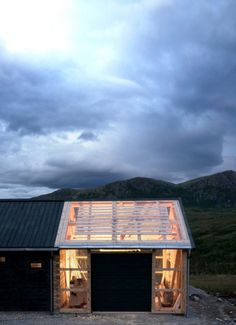 Cabin at Troll´s Peak by Rever & Drage Architects