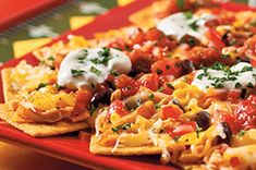 Southwestern Macho Nachos Recipe... No football party or tailgate is complete without nachos. Wow your guest with incredible flavor.