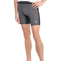 Champion PowerFlex Men's Solid Compression Shorts 87294
