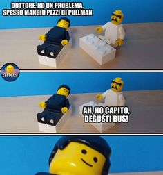 Funny Phrases, Funny Quotes, Lego Memes, Funny Times, Legoland, Life Humor, Haha, Funny Pictures, Hilarious