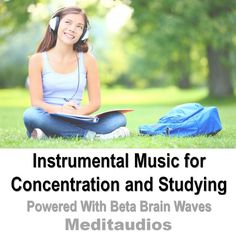 Listen #free in #Spotify: The Answer How to Concentrate On Studies (Plus 16hz Beta Brain Waves) by Meditaudios